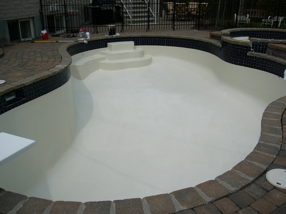 Reparation piscine beton for Ragreage pour piscine